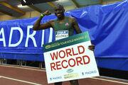 ВИДЕО. Спустя 27 лет! Побит мировой рекорд в беге на 60 м с барьерами