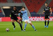 Бернарду СИЛВА: «Мы старались играть проще и не ошибаться»
