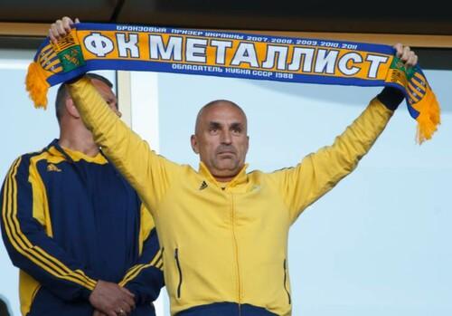 Ярославский возрождает Металлист, Русин присоединился к Шабанову в Легии