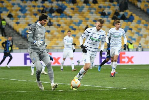 Брюгге – Динамо. Букмекеры оставляют киевлянам шансы на успех
