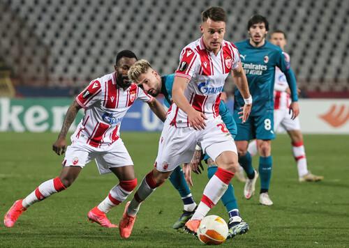 Милан – Црвена Звезда. Прогноз и анонс на матч Лиги Европы