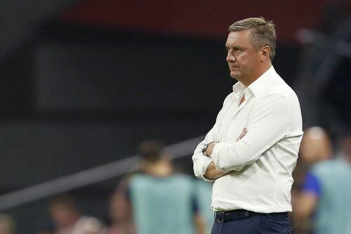 Олександр ХАЦКЕВИЧ: «Луческу — той тренер, який потрібен Динамо»