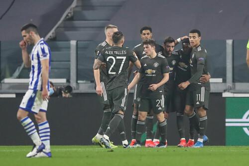 Манчестер Юнайтед – Реал Сосьедад. Прогноз и анонс на матч Лиги Европы