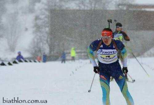 Андрей ДОЦЕНКО: «Первые старты на Кубке IBU показались очень тяжелыми»