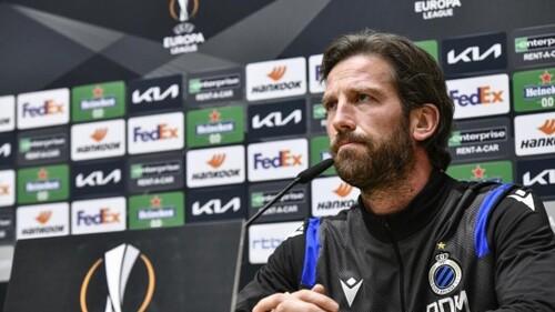 Тренер Брюгге рассказал о ситуации с коронавирусом перед матчем с Динамо