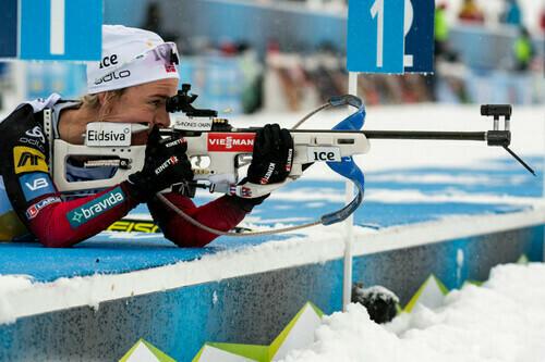 Тириль ЭКХОФФ: «Выиграла 6 медалей, потому что никогда не сдаюсь»