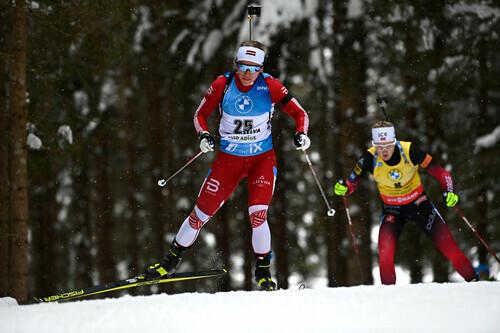 Байба БЕНДИКА: «Выступлю на ЧМ по лыжам в гонке на 10 км, повеселюсь»
