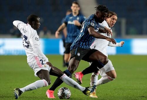 Аталанта – Реал - 0:1. Видео гола и обзор матча