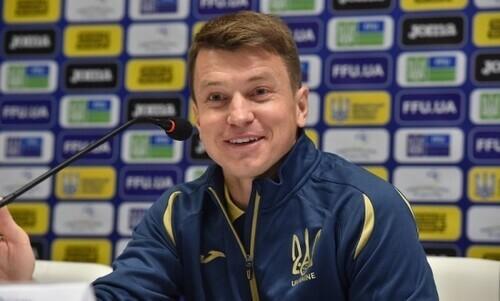 Руслан РОТАНЬ: «Дали понять Цитаишвили, что он подходит сборной Украины»