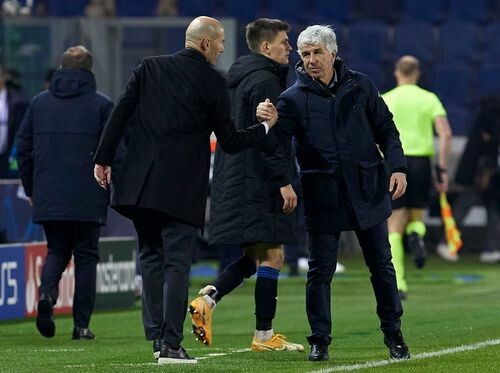 Джан Пьеро ГАСПЕРИНИ: «Все просто — нужно побеждать Реал в Мадриде»