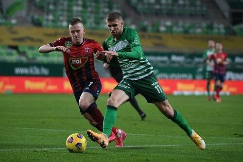 Ференцварош Реброва вылетел из Кубка Венгрии