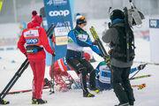 ВИДЕО. Российский лыжник получил смешное наказание за хамский поступок