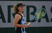 Снигур вышла в четвертьфинал турнира ITF во Франции