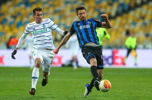Максим КАЛИНИЧЕНКО: «Динамо будет сложно в матче с Брюгге»