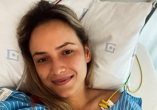 Донна Векич перенесла операцію на коліні і пропустить більше місяця