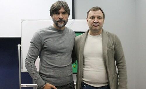 ОФИЦИАЛЬНО. Калитвинцев – главный тренер Олимпика