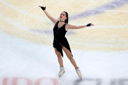 ФОТО. Чемпионка мира по фигурному катанию снялась в откровенной фотосессии