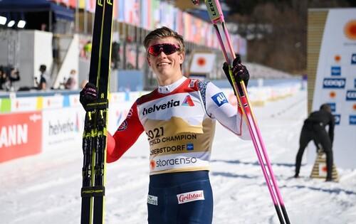 Лыжные гонки. Клэбо и Сундлинг – чемпионы мира в спринте