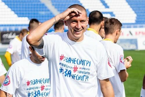 Игрок Олимпика: «Калитвинцев? Впечатления хорошие»
