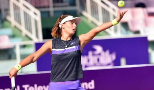 Завацкая заявилась на турнир во Франции. Ранее две украинки снялись
