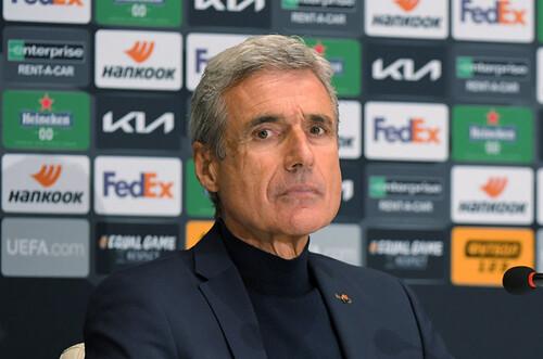 КАШТРУ: «Мы забили на несколько мячей больше, чем главный соперник, Динамо»