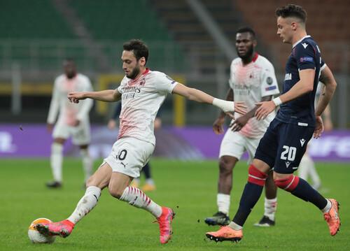 Милан – Црвена Звезда – 1:1. Видео голов и обзор матча