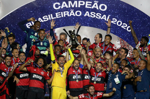 Фламенго стал чемпионом Бразилии