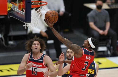 НБА. Вашингтон удержал победу над Денвером, Лэнь выведен из ротации