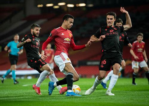 Манчестер Юнайтед — Реал Сосьедад — 0:0. Видеообзор матча