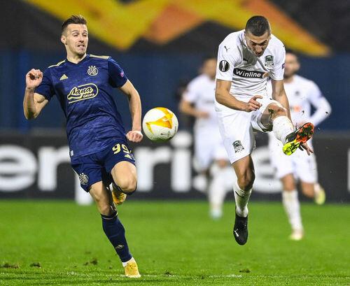 Динамо Загреб — Краснодар — 1:0. Видео гола и обзор матча