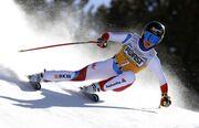 Горные лыжи. Гут выиграла скоростной спуск и вышла в лидеры Кубка мира