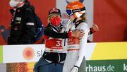 Прыжки с трамплина. Австрийки – чемпионки мира в команде