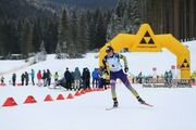 Меркушина-младшая сошла с дистанции в дебютной международной гонке