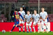 Как Динамо играло против испанских клубов в еврокубках