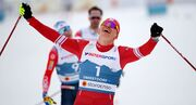 Лыжные гонки. Большунов – чемпион мира в скиатлоне