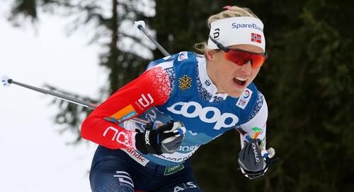 Лыжные гонки. Йохауг – чемпионка мира в скиатлоне