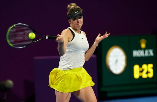 Известны соперницы. Свитолина получила 1-й номер посева на турнире в Дохе