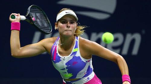 Лион. Завацкая в первом круге сыграет с одной из победительниц квалификации