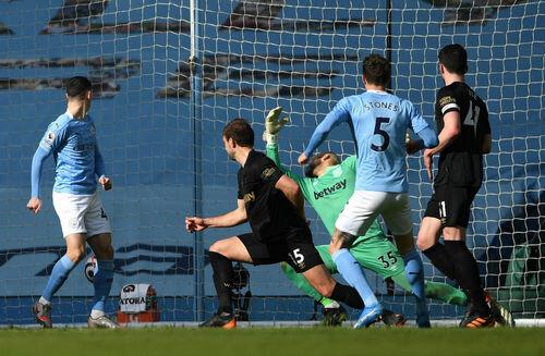 Манчестер Сіті — Вест Хем — 2:1. Відео голів та огляд матчу