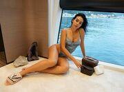 ФОТО. Невеста Роналду в купальнике появилась на обложке журнала