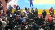 ВІДЕО. Діти гір. У Дагестані турнір з дзюдо завершився масовою бійкою