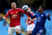 Челси – Манчестер Юнайтед – 0:0. Видеообзор матча