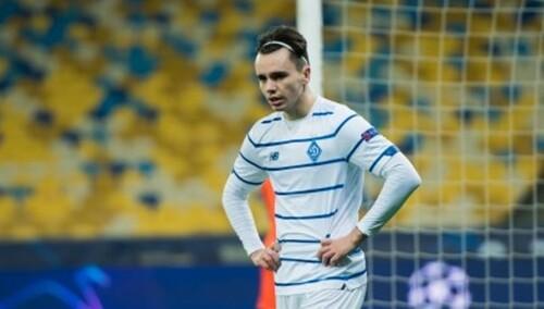 Микола ШАПАРЕНКО: «Настрій після Брюгге - супер. Усі в Динамо задоволені»