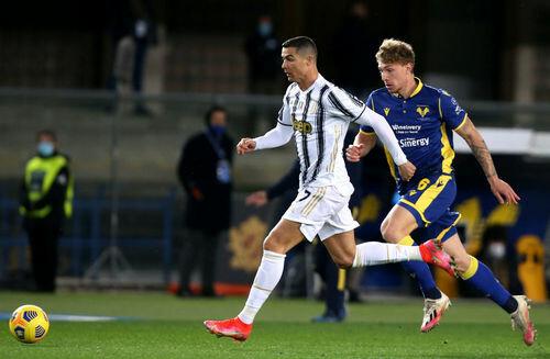 Ювентус не смог обыграть Верону, Лацио уступил Болонье