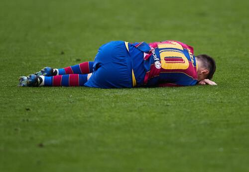 Севилья - Барселона - 0:2. Видео голов и обзор матча