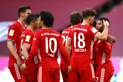 Бавария - Кельн - 5:1. Видео голов и обзор матча