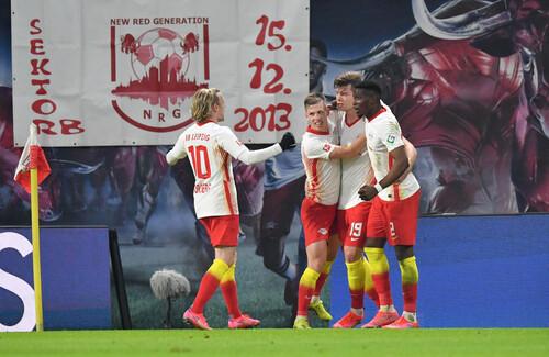 Лейпциг - Боруссия М - 3:2. Видео голов и обзор матча