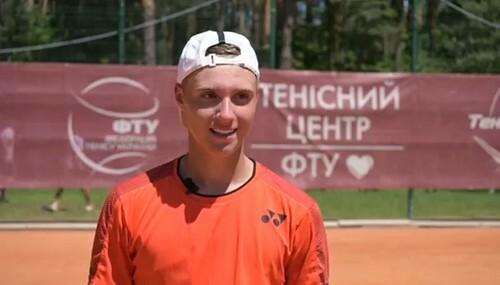 Крутих дійшов до фіналу на турнірі ITF в Туреччині