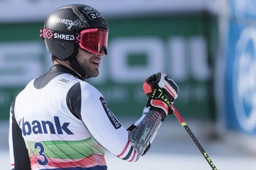 Горные лыжи. Фавр выиграл гигант в Банско