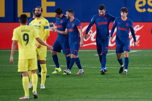 Субмарина не тянет. Соперник Динамо в ЛЕ проиграл лидеру Ла Лиги Атлетико